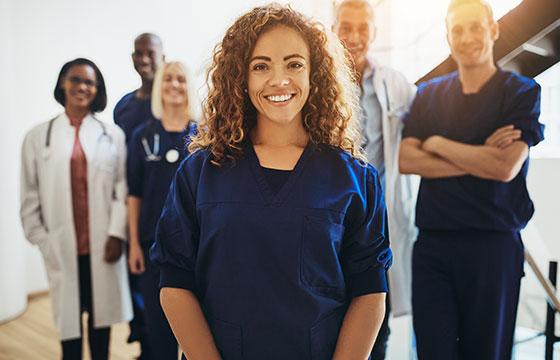 UCBCares за здравни специалисти.